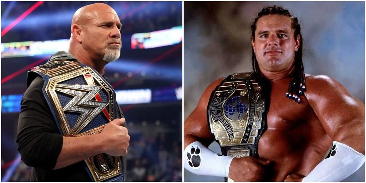 10 WWE Wrestlers With The Longest Gap Between Their First And Second Titles