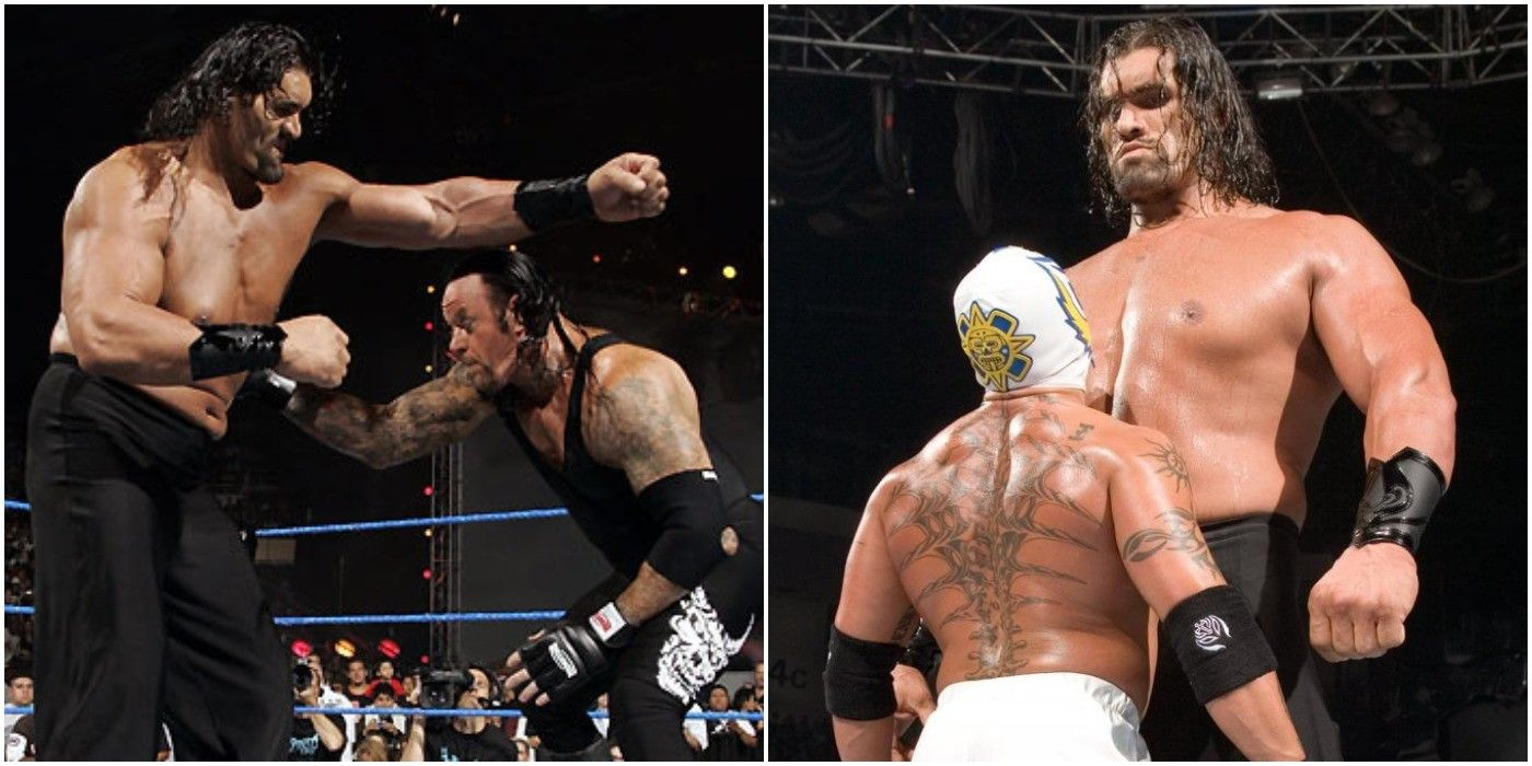 8 Great Khali Matches That Are Actually Pretty Good