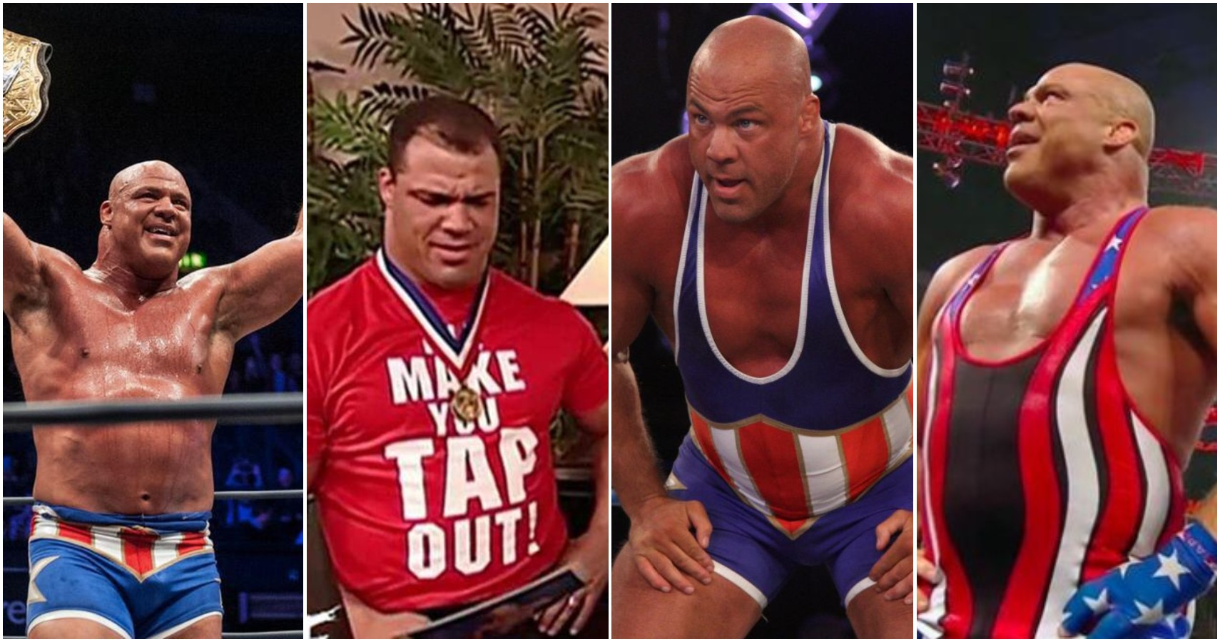 Why Kurt Angle Was Better In WWE (& Why He Was Best In TNA)