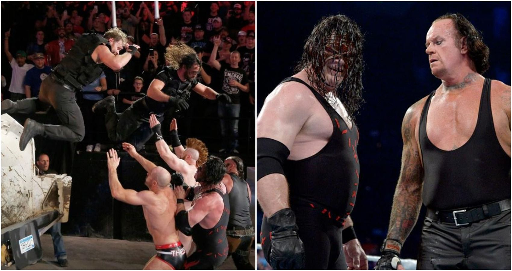 Kane's Final 10 WWE PPV Matches, Ranked From Worst To Best