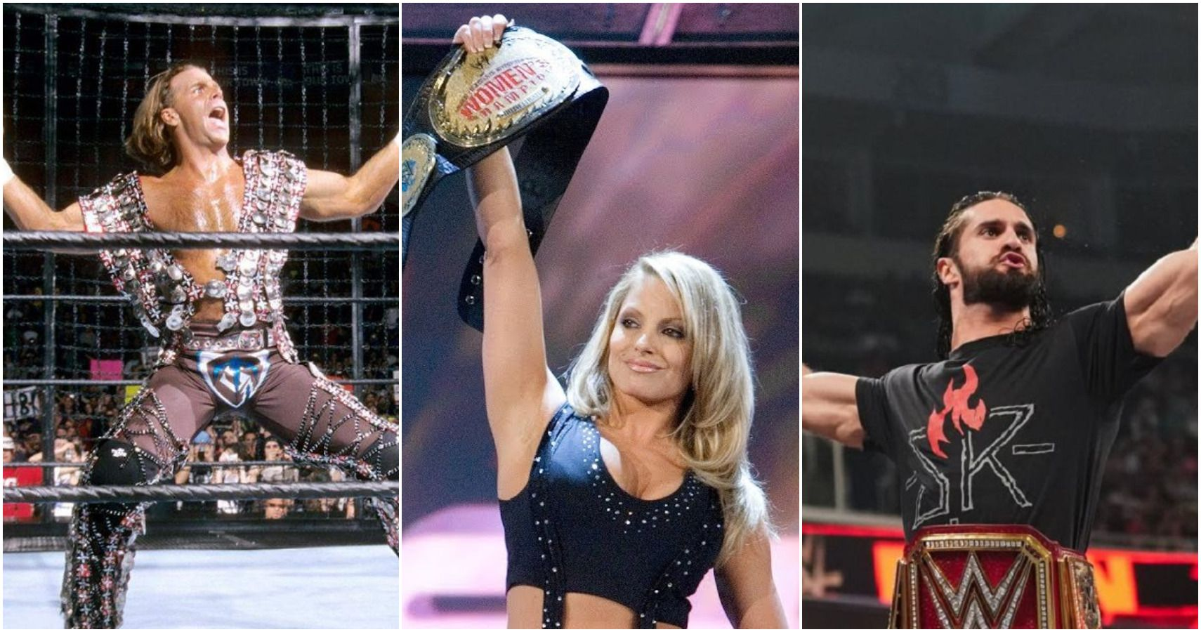 10 Wrestlers With The Best Claim To Be On The Mount Rushmore Of Raw