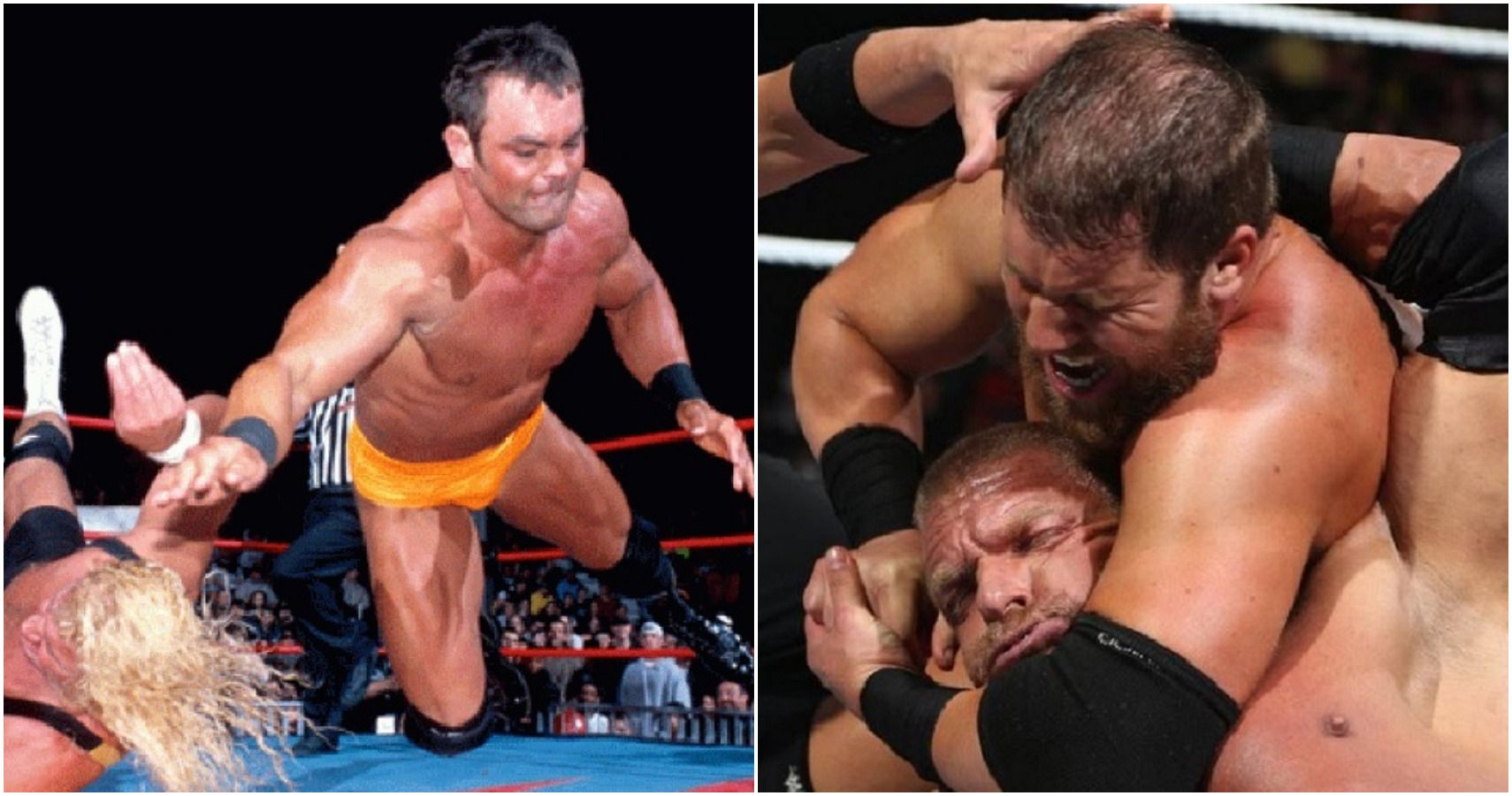 5 Second Generation Wrestlers Who Flopped In WWE (& 5 in WCW)