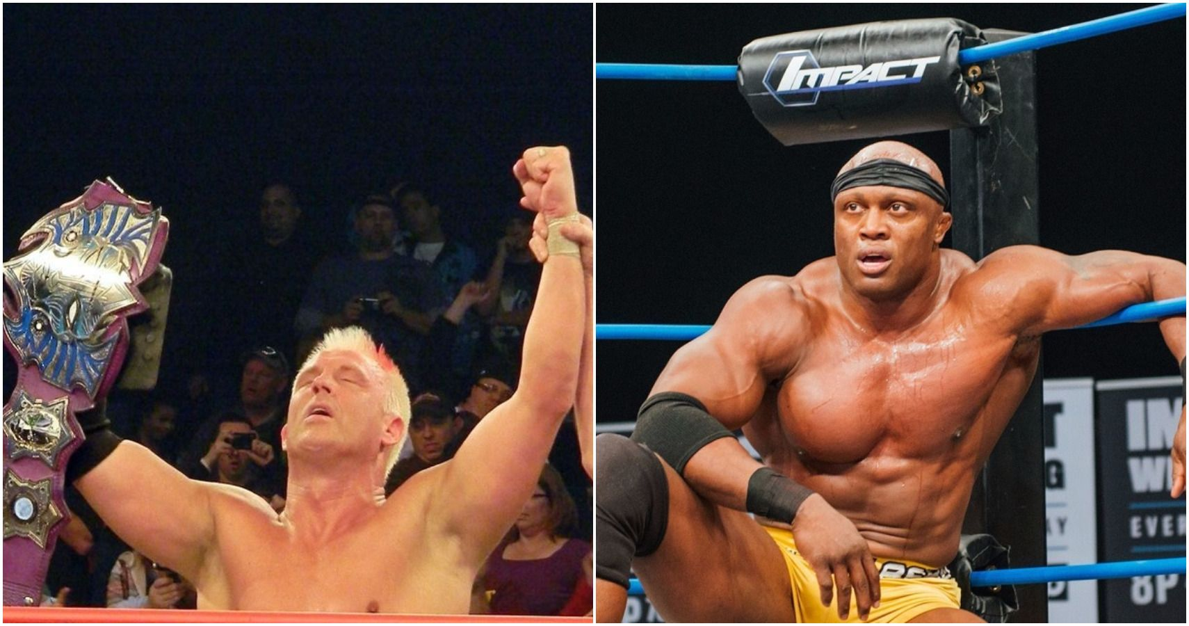 5 Released TNA Wrestlers Who Came Back Better Than Ever (& 5 Who Never Returned)