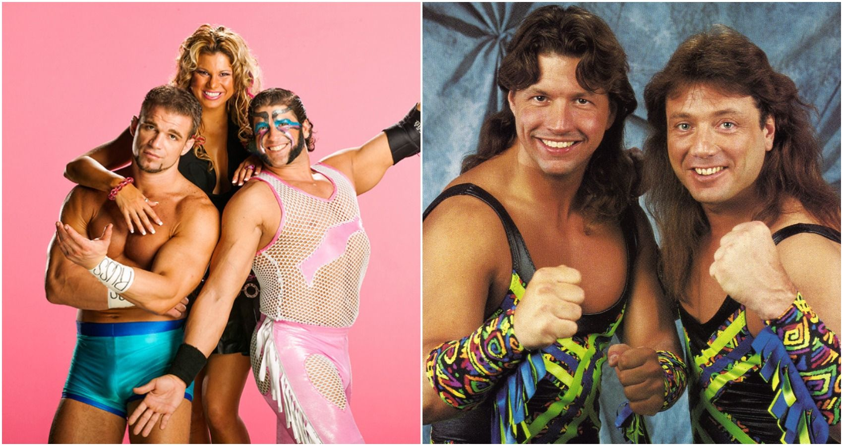 10 Times A Wrestler Left One Tag Team To Join A Worse One