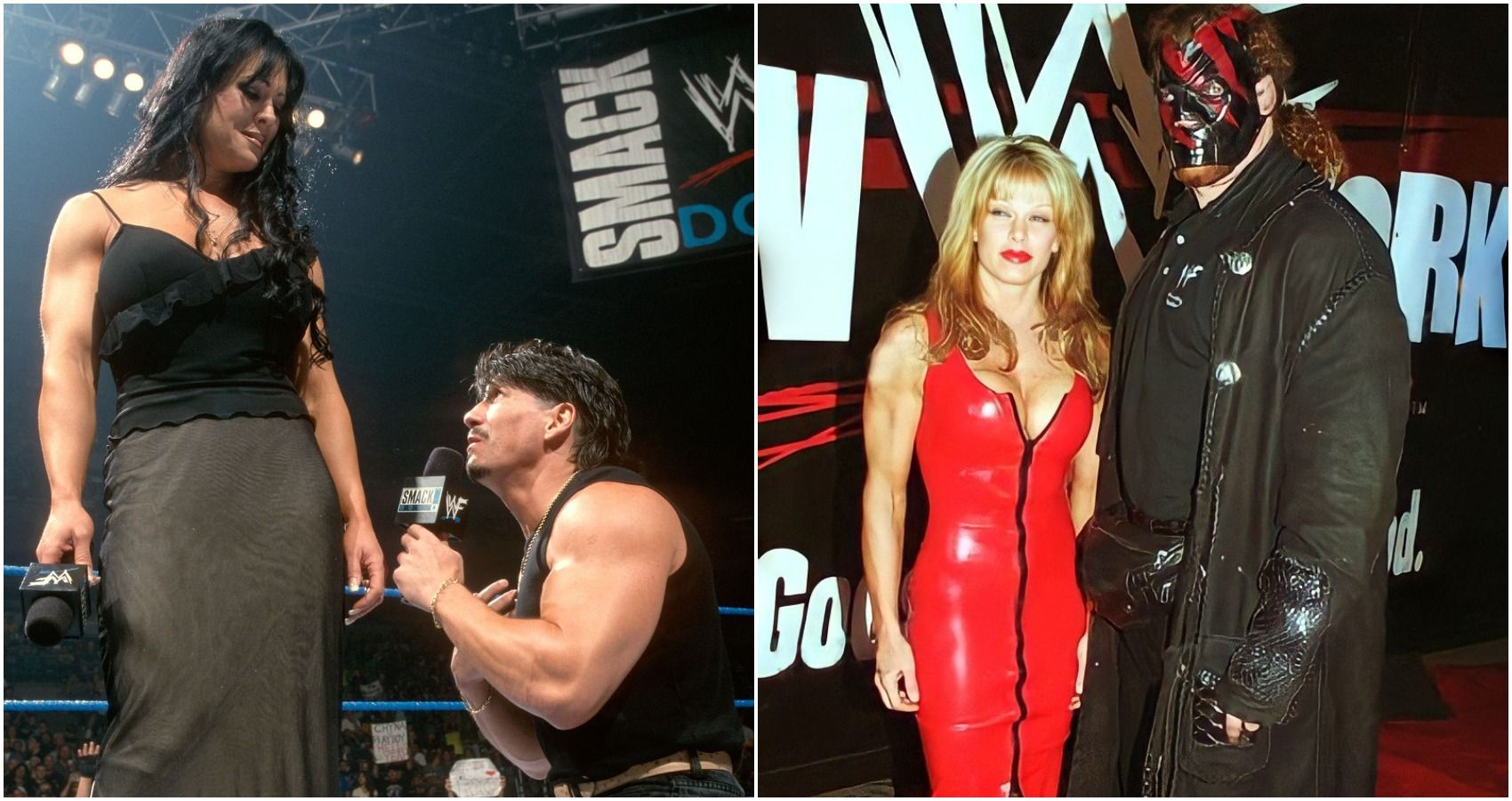 Every Romantic Angle Of The Attitude Era, Ranked From Worst To Best