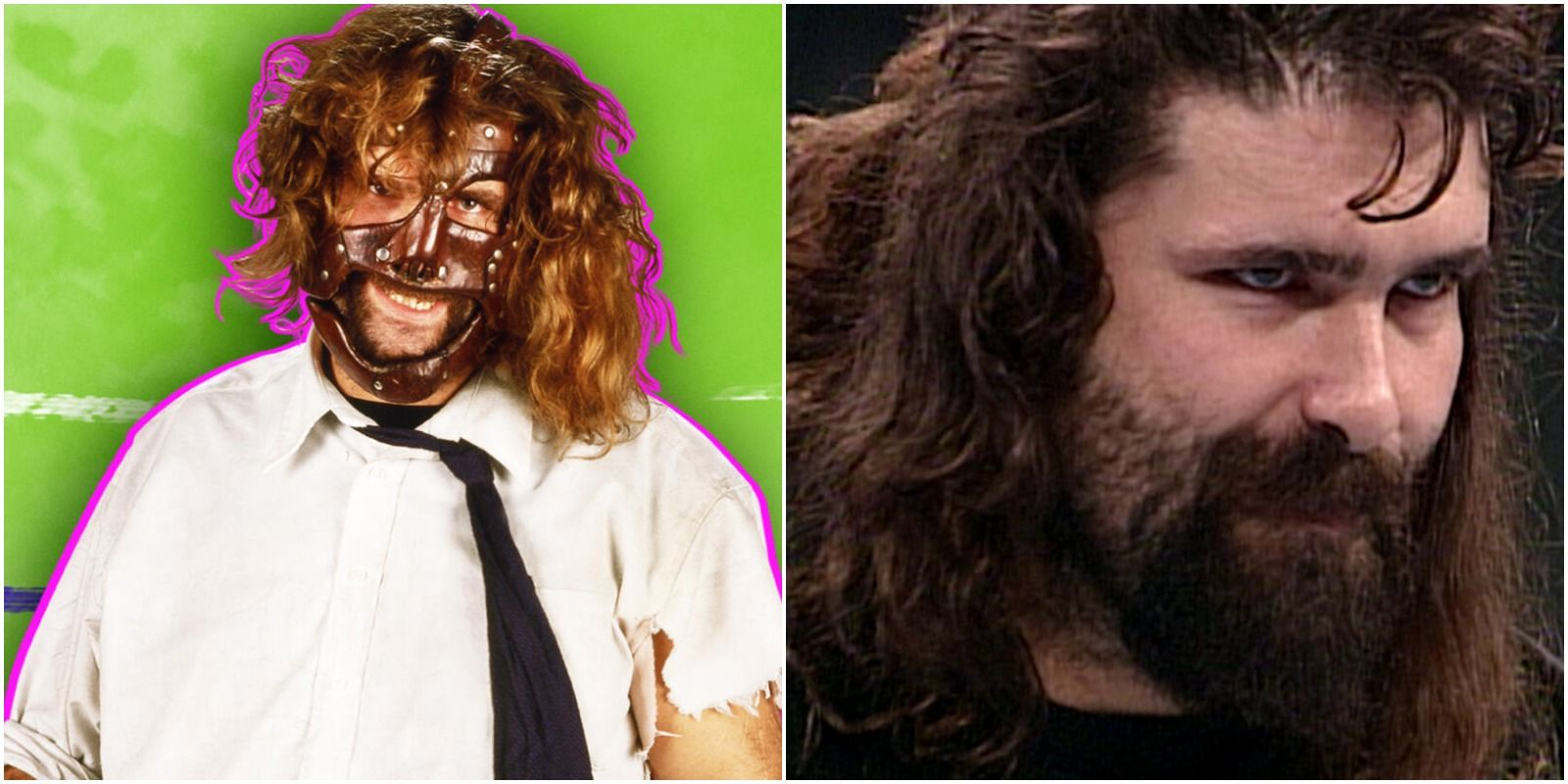 Everything We Learned From A&E Biography: Mick Foley