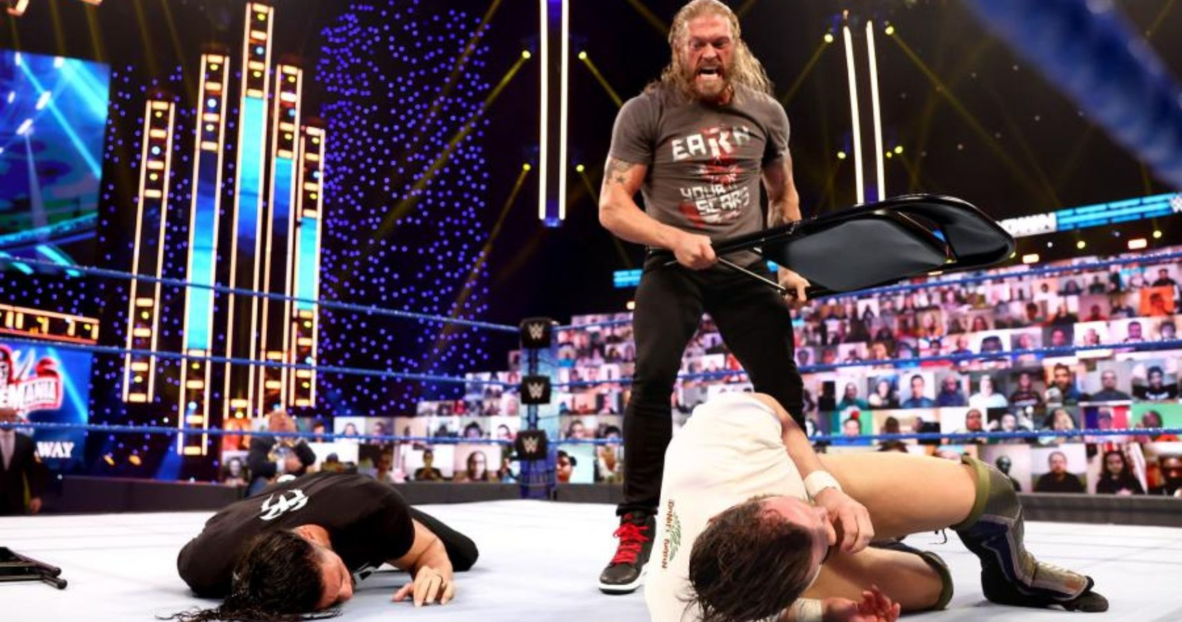 Edge's Absence From WWE Not Due To Injury, Here's Why He's Been Away