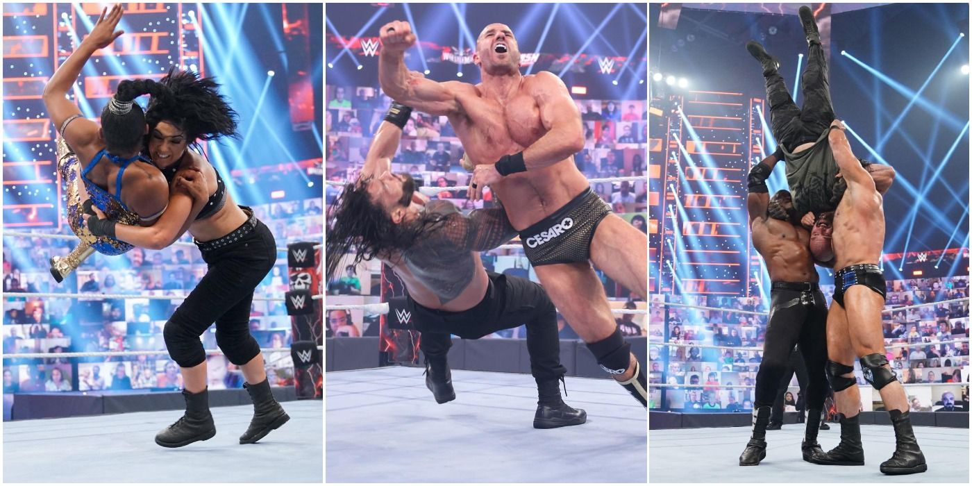 WrestleMania Backlash: Every Match Ranked From Worst To Best