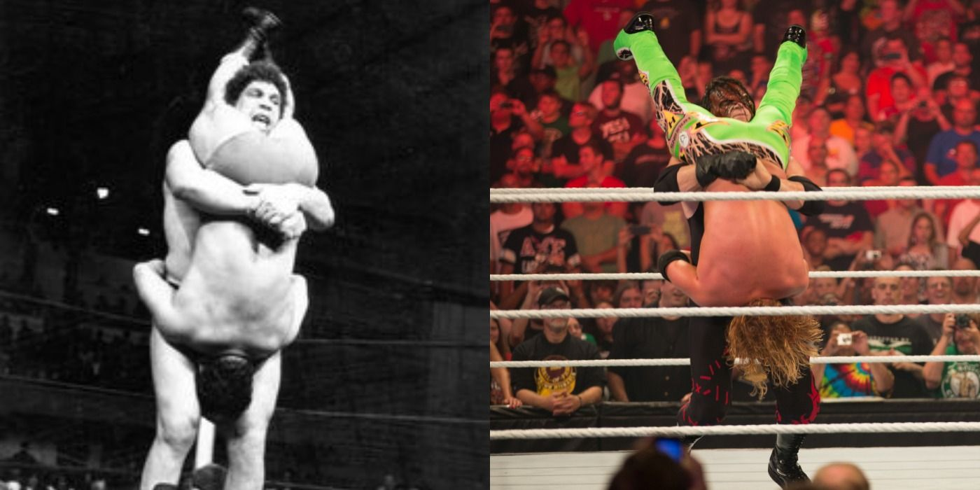 10 Wrestlers Who Used The Tombstone Piledriver | TheSportster