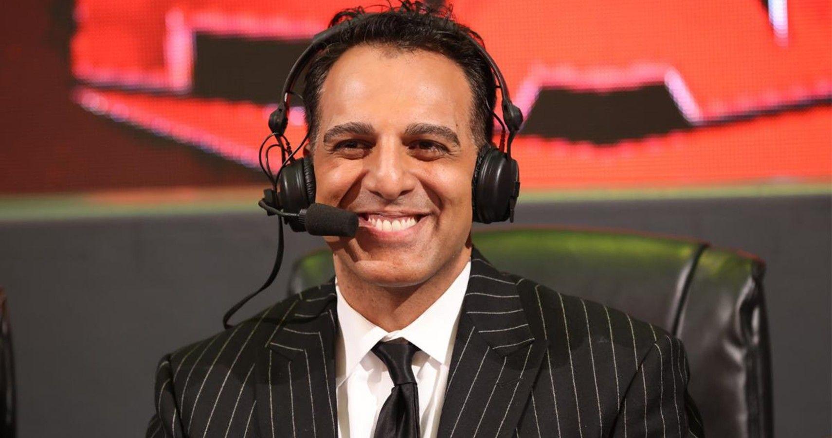 WWE Has Already Released New Raw Announcer Adnan Virk