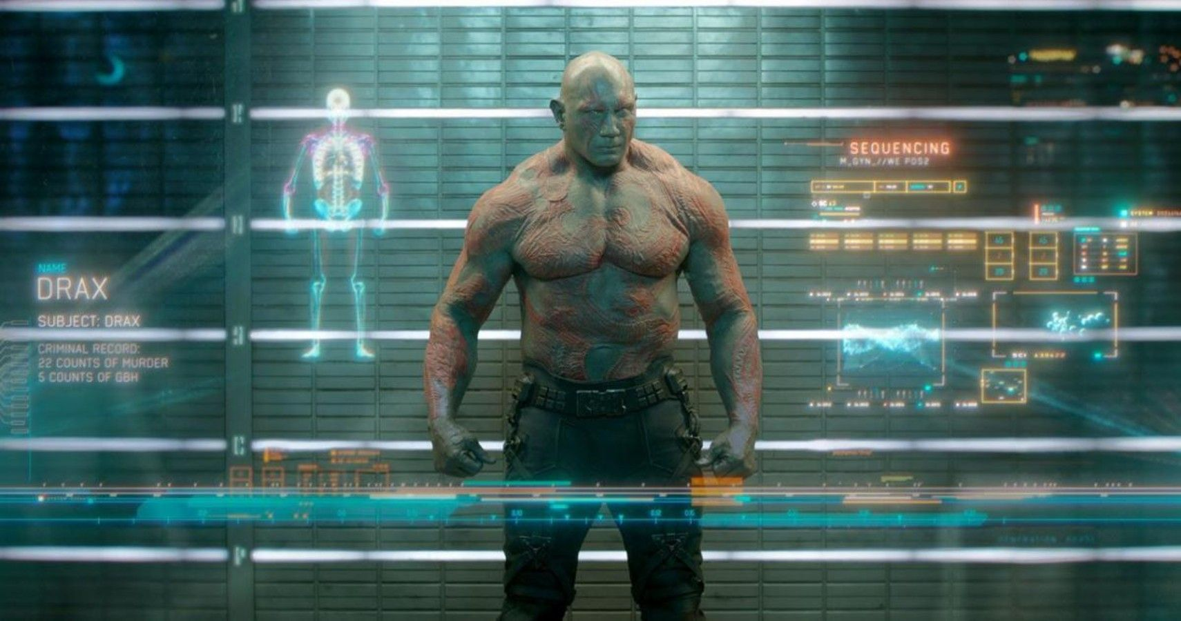 Batista Is Pushing For Drax To Get A Solo Movie, But Wants No Part Of It