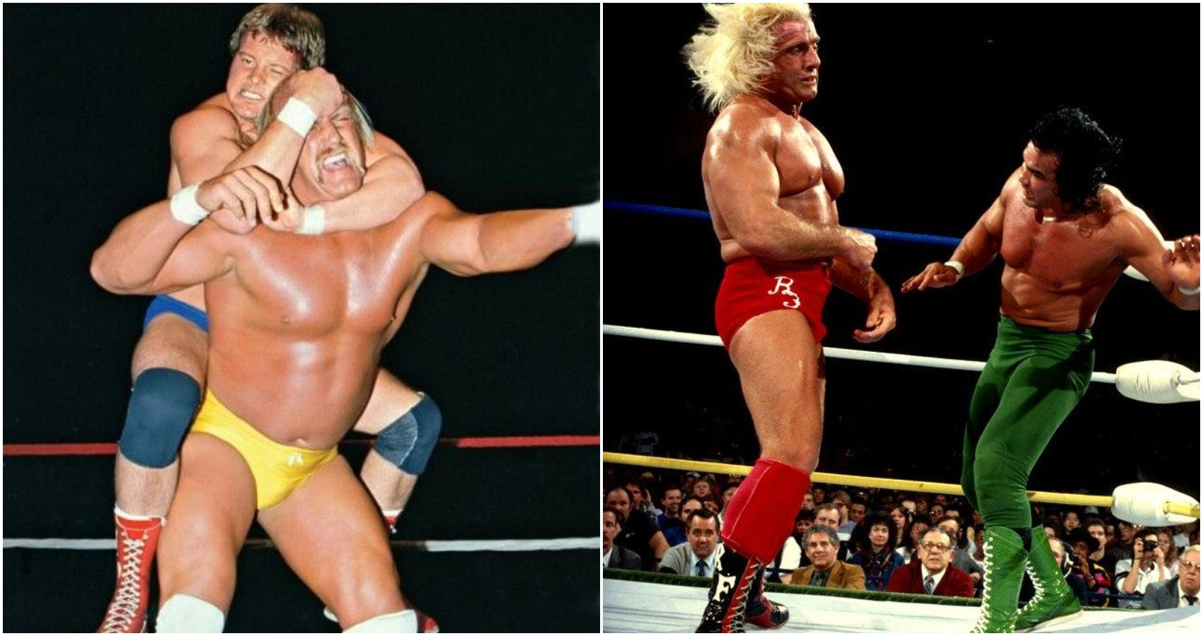 10 Best Wrestling Rivalries Of The 80s | TheSportster