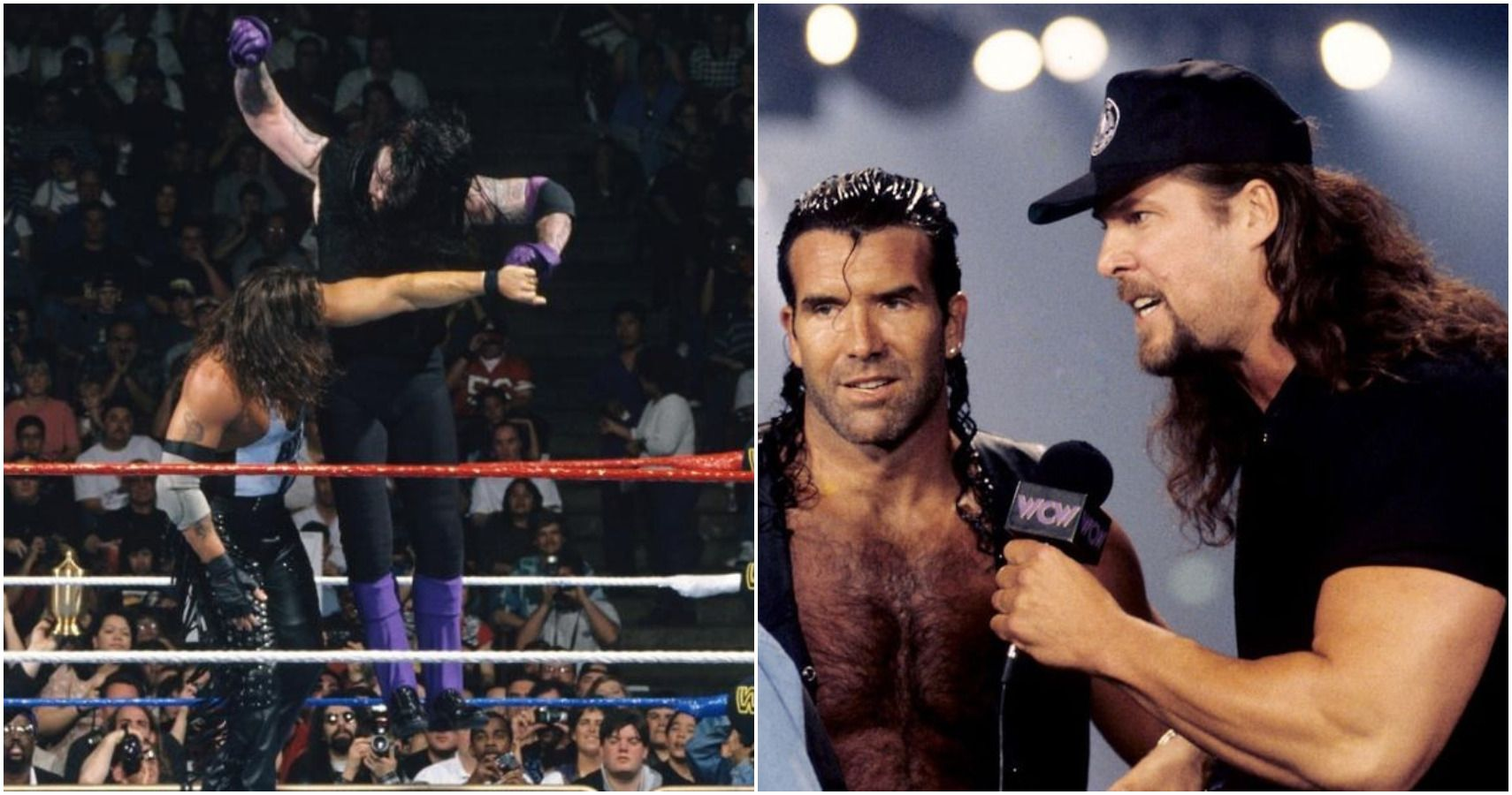 10 Differences Between Kevin Nash In WCW & WWE | TheSportster