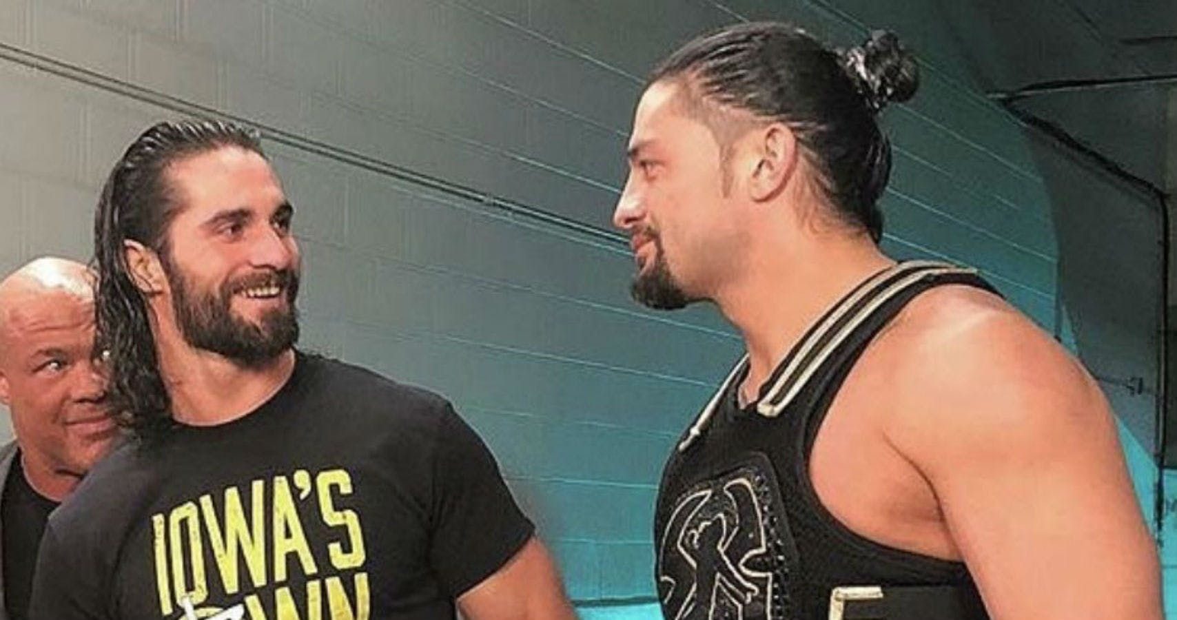 Seth Rollins Has A Warning For Roman Reigns & The Usos