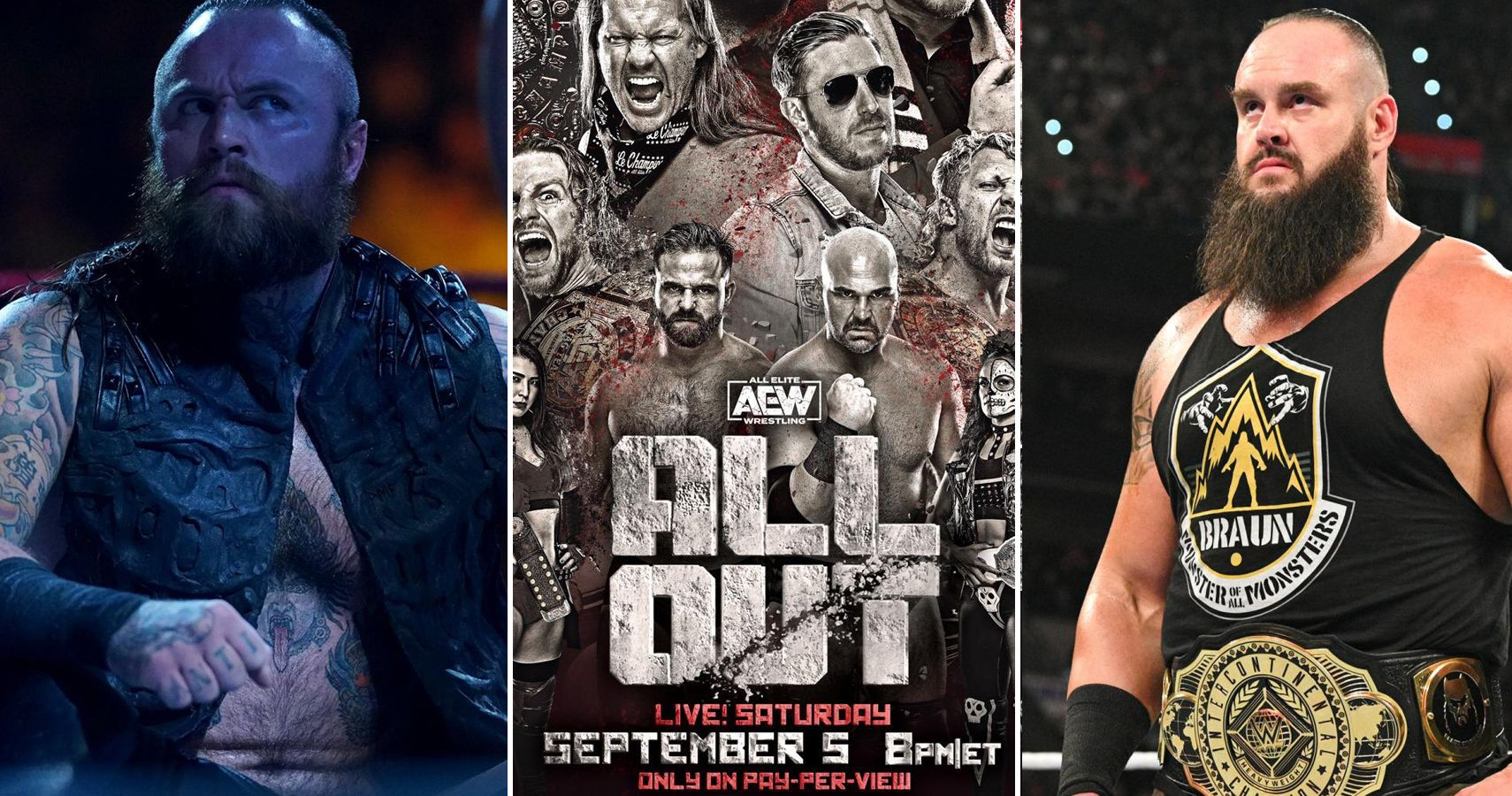 Recent WWE Releases Have Non-Competes Expiring After AEW All-Out [Report]