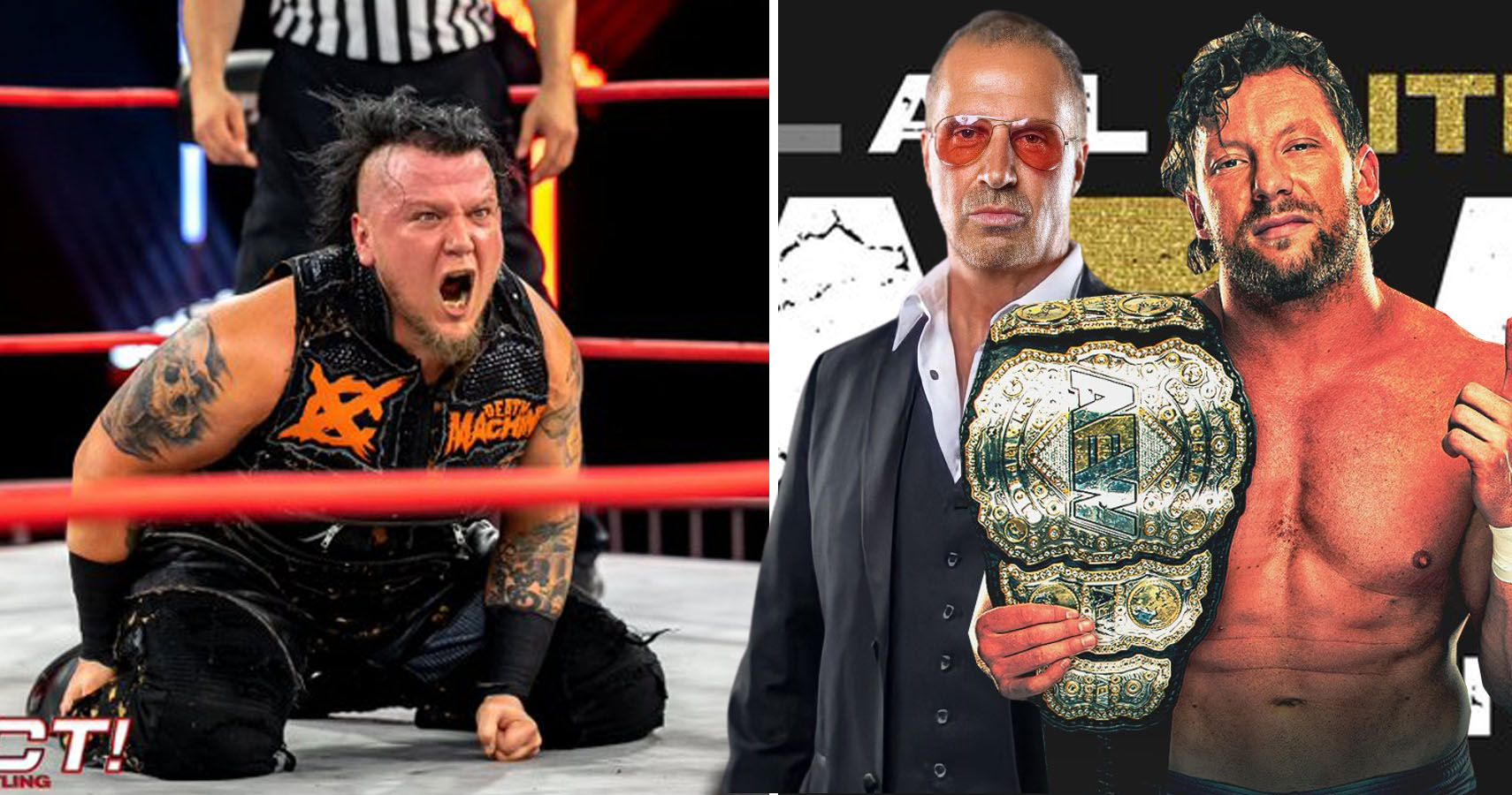 IMPACT's Sami Callihan Making His Way To AEW After Being Fired? [Theory]