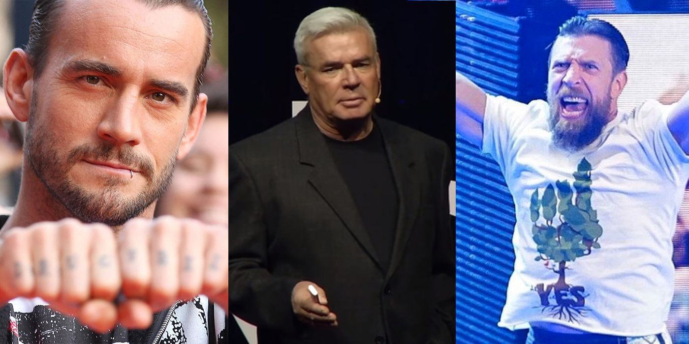 Bischoff Says Punk And Bryan In AEW Could Create Rift Among Current Stars