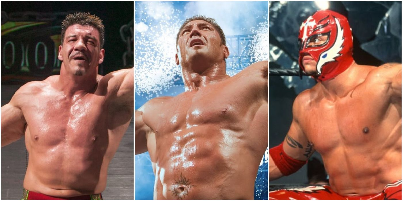 10 Best WWE Face Wrestlers Of The Ruthless Aggression Era