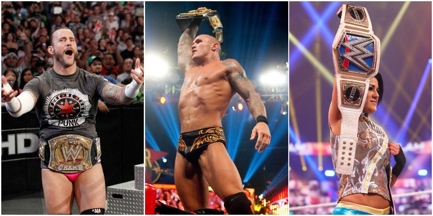 Every Heel To Successfully Defend A World Title At SummerSlam, Ranked