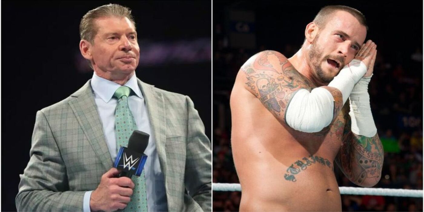 [Report] Backstage Details On WWE's Reaction To CM Punk Signing With AEW