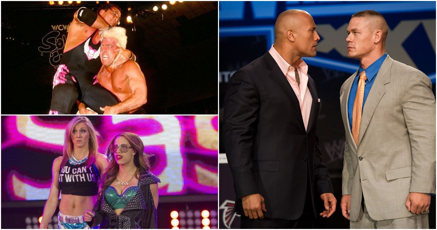 10 WWE Superstars You Didn't Know Hated Each Other Before They Became Friends