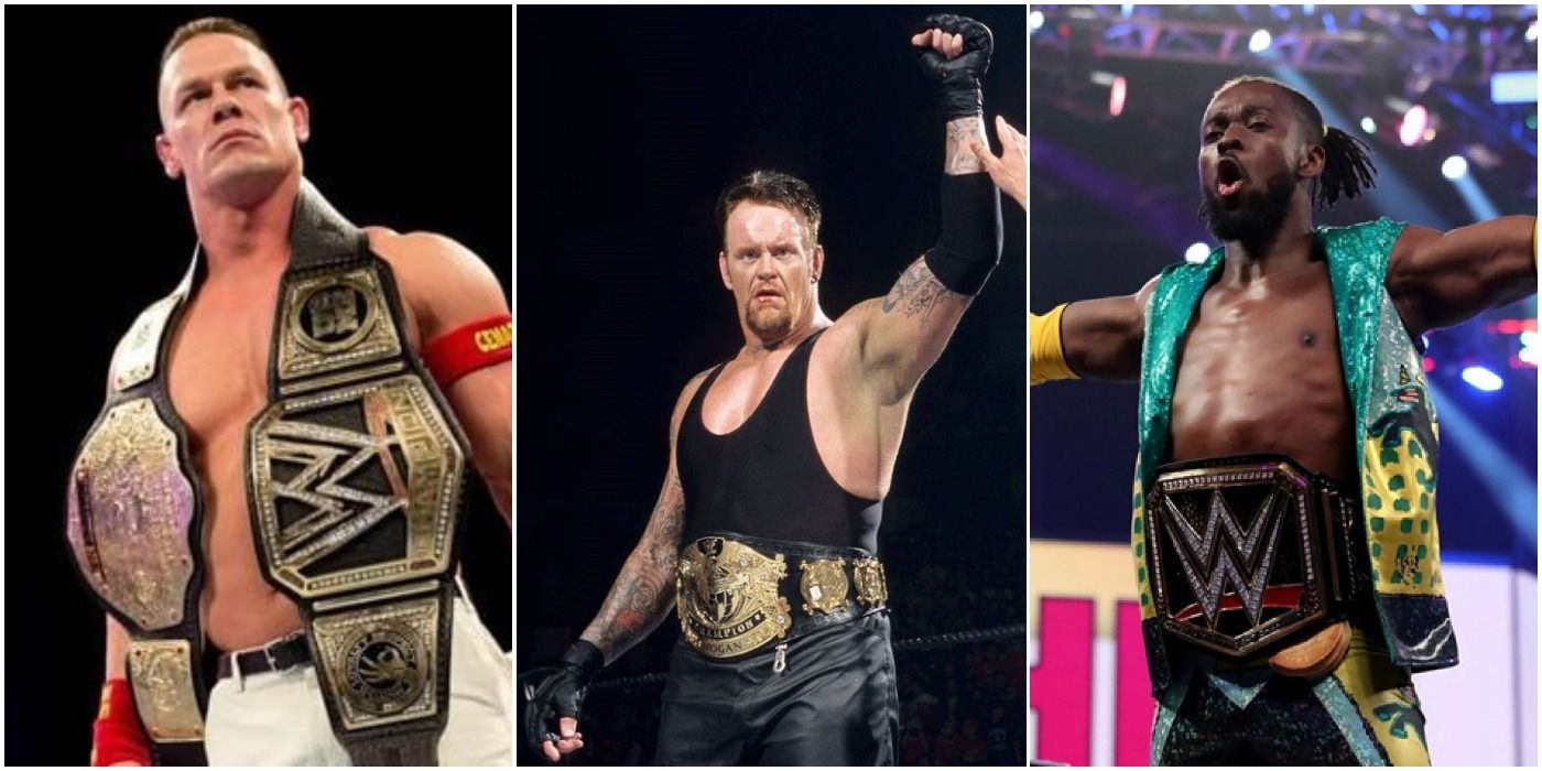 10 WWE Champions With The Most Matches In The Company