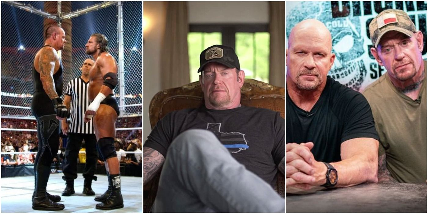 10 Unpopular Opinions About The Undertaker (According To Reddit)