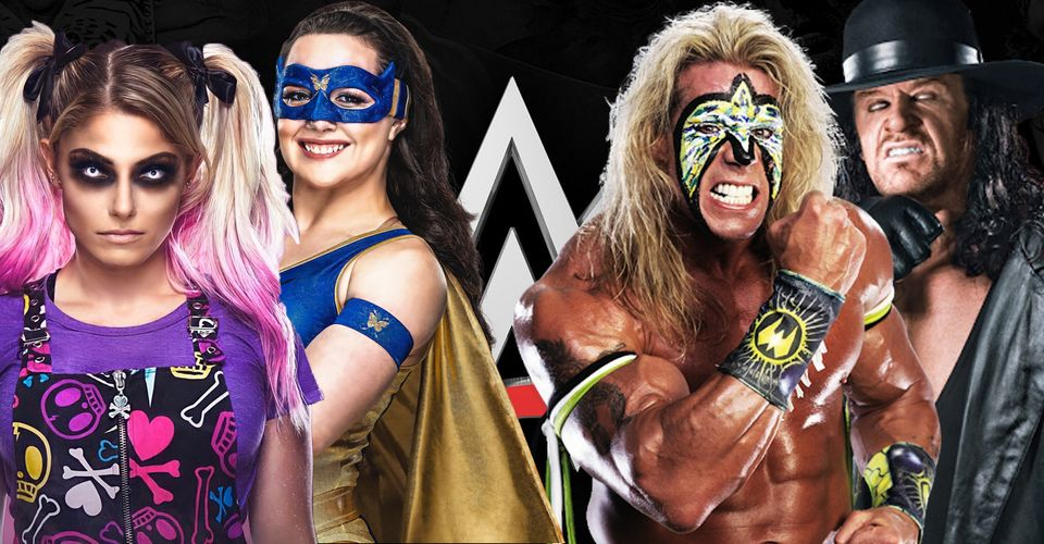 WWE Shifting Company Towards A Character-Driven Era Not The Worst Idea - cover
