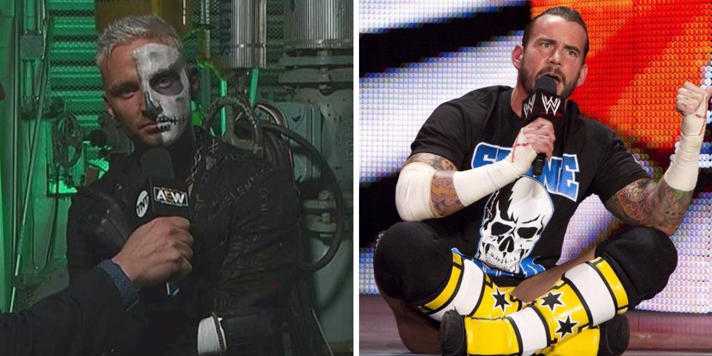 Darby Allin Says 'Best In The World' Comment Wasn't A CM Punk Reference