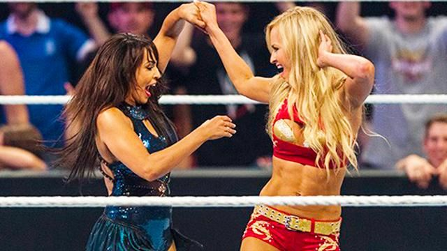 Dancing With The WWE Superstars